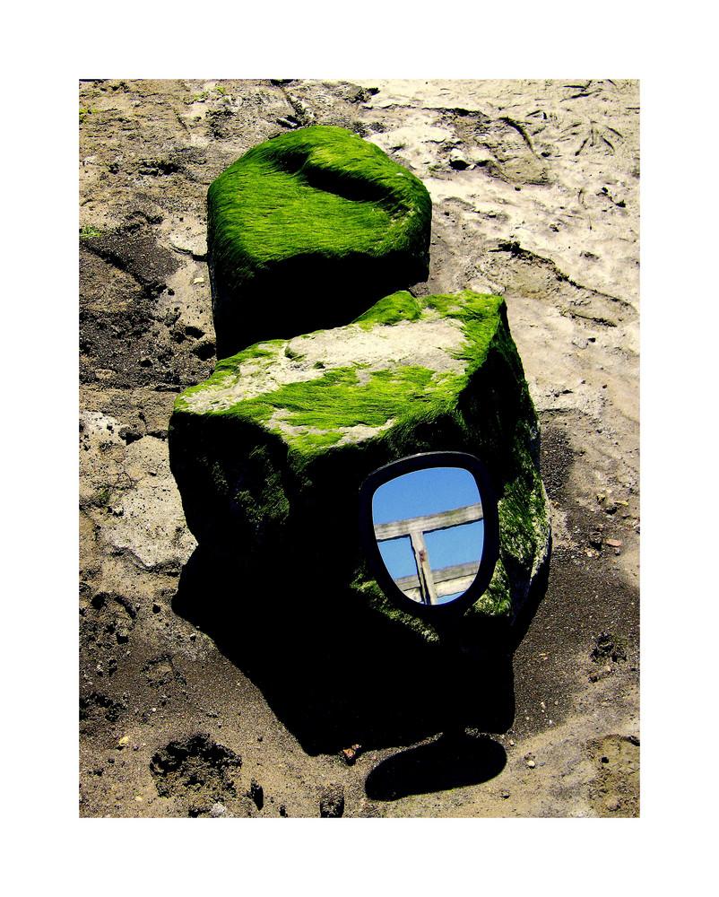 Blau/Grün (Spiegelvariante)