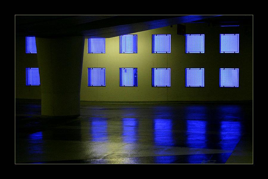 Blaulicht!