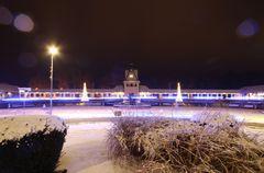 Blaulicht in Bad Saarow