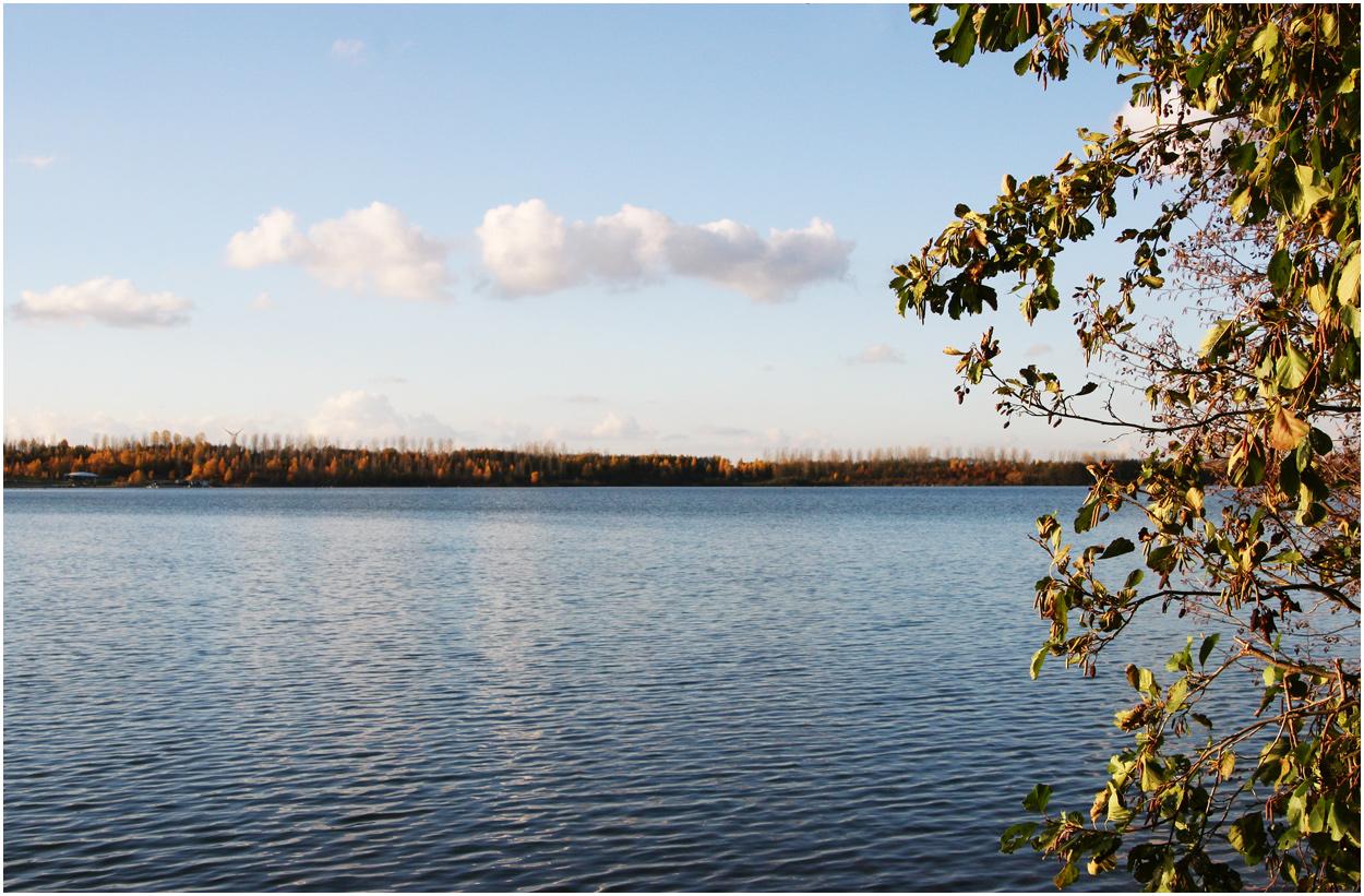 Blausteinsee, der Frühling kommt !