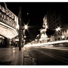 Blaze of Hollywood - Los Angeles