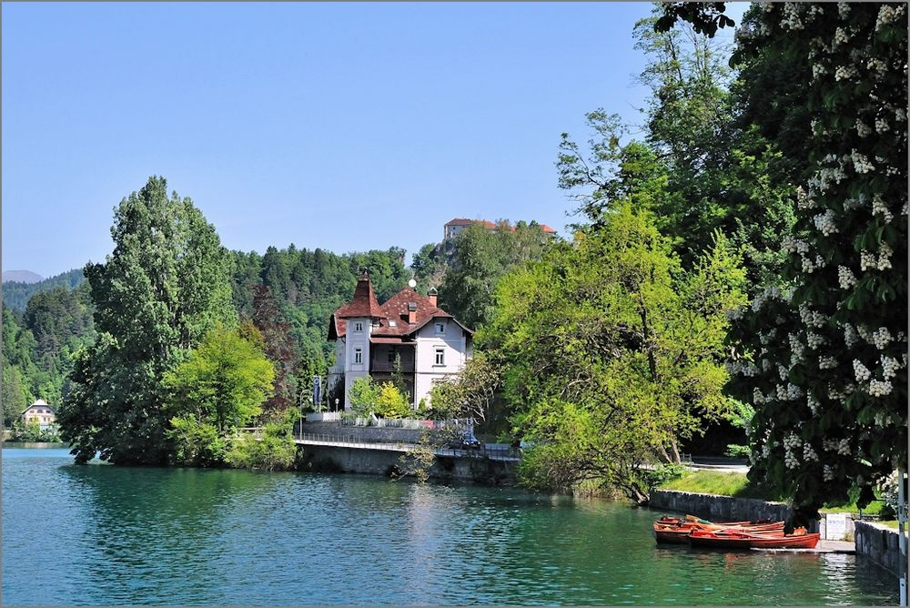 Bled - Haus am See