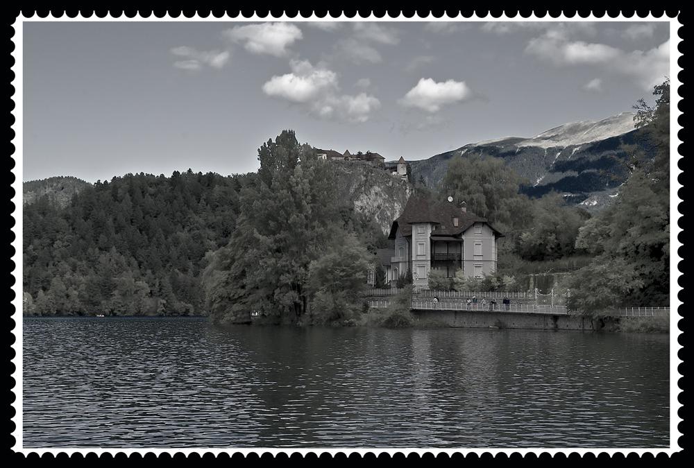 Bled in Slovenien