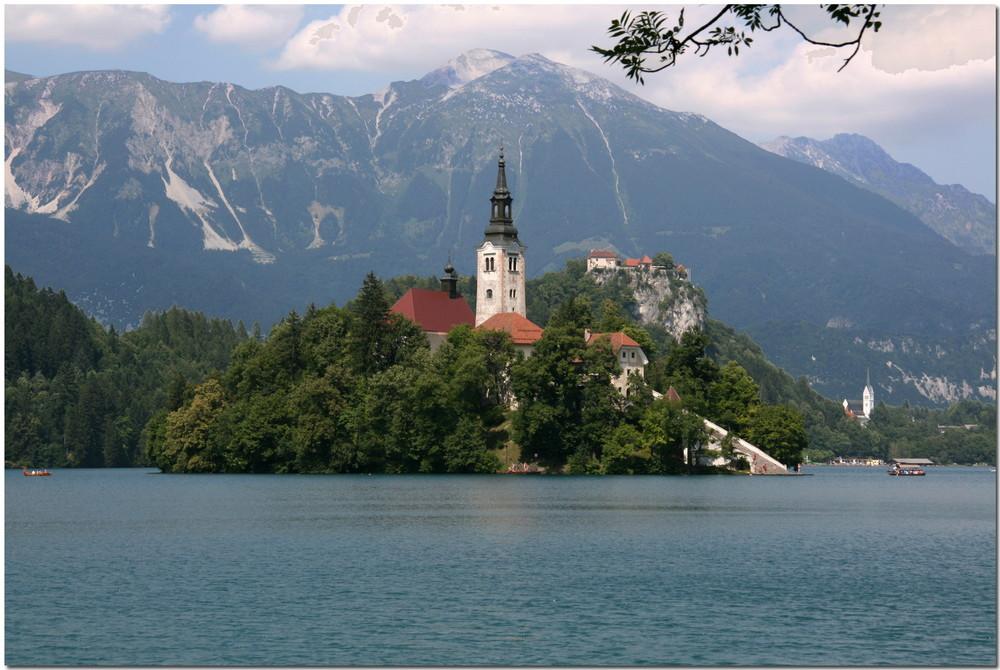 Bled/Slowenien