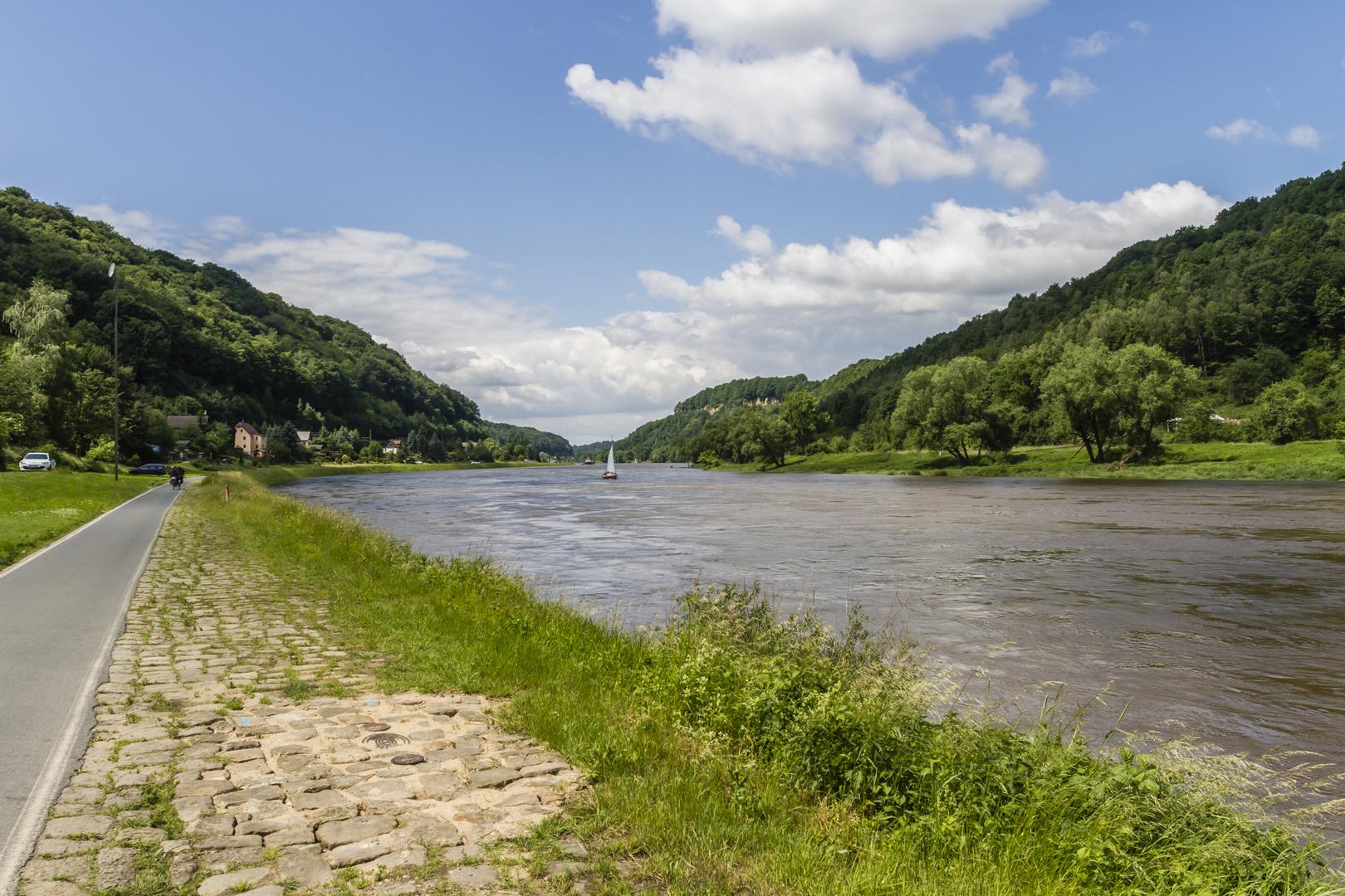 Bleibende Eindrücke vom Elberadweg II