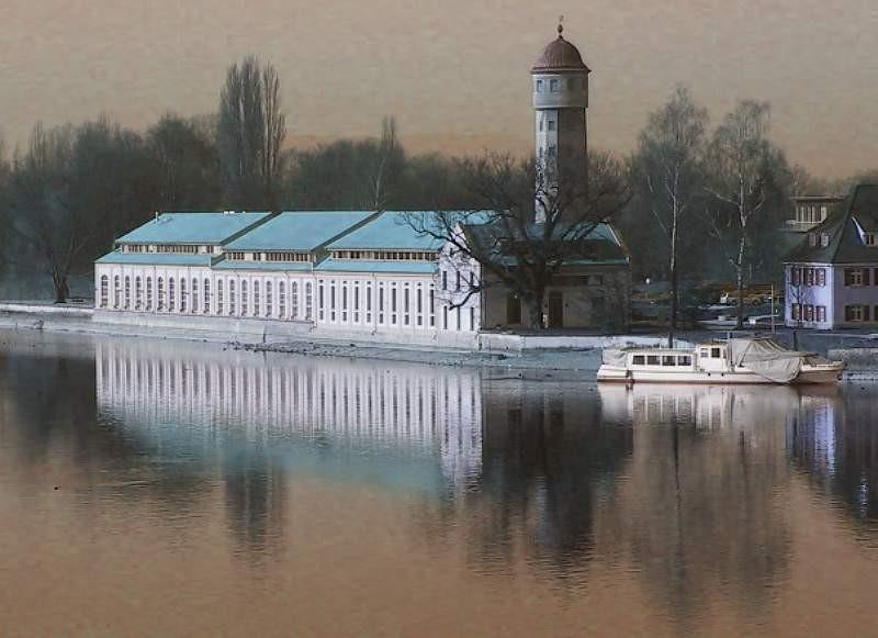 """""""Bleiche"""" in Konstanz"""