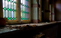 Bleiglasfenster