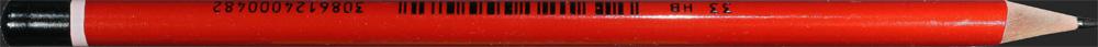 Bleistift - ein ganz normaler Bleistift