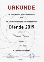 Blende 2019