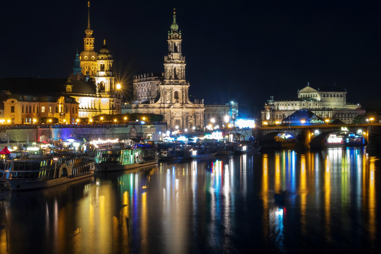 (Blenden)sternereiches Dresden