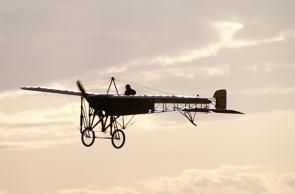 Bleriot XI model 1910