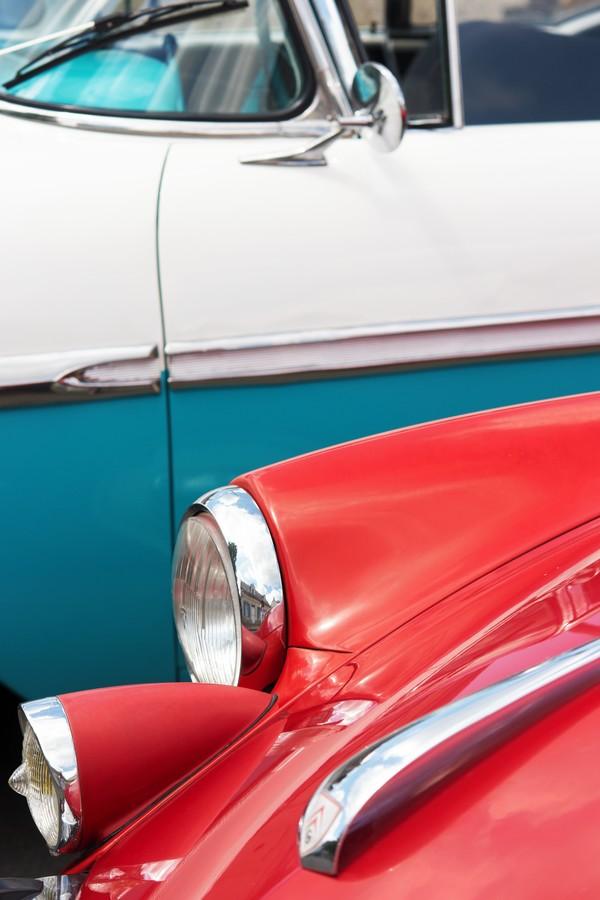 Bleu Blanc Rouge Chrome