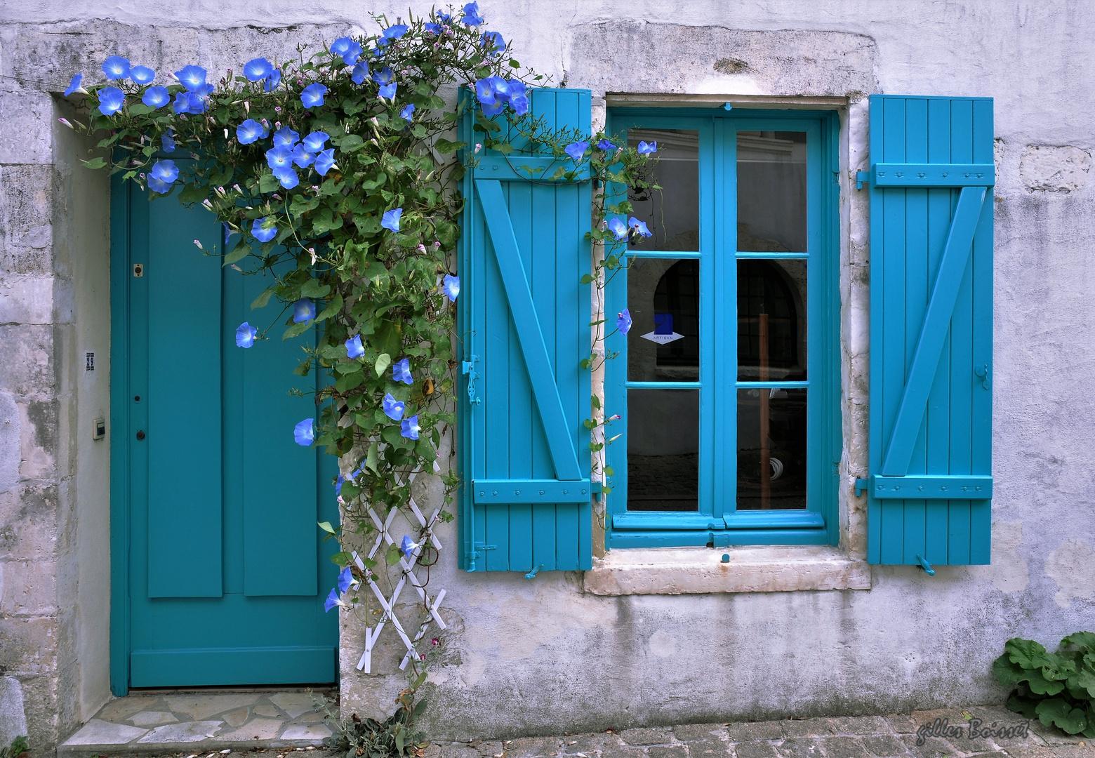 Bleu des Charentes