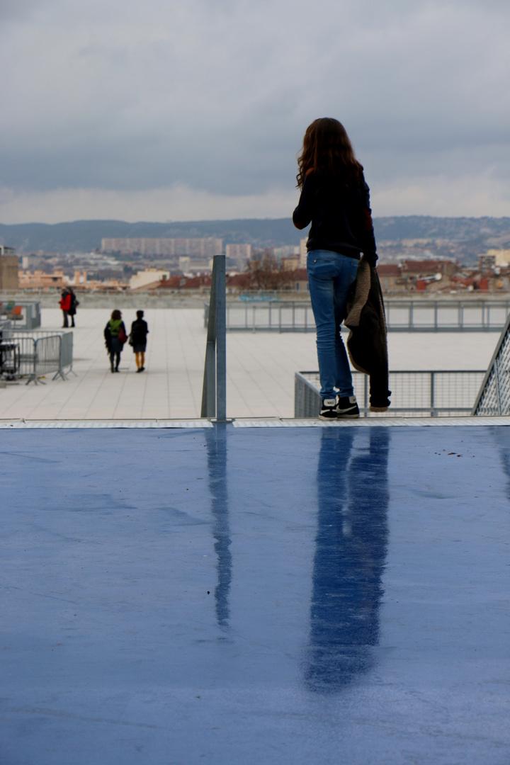 Bleu Marseille