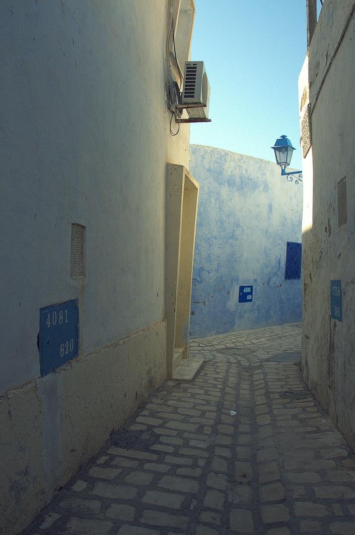 Bleu réverbère