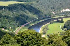 Blick (4) von der Festung Königstein…