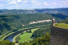 Blick (5) von der Festung Königstein