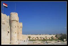 Blick auf Alexandria