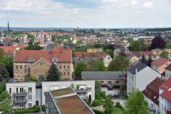 Blick auf Altenburg/Thür.