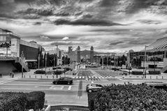 Blick auf Barcelona 2