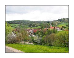 Blick auf Büchenbach