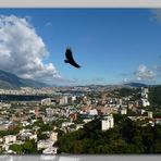 Blick auf Caracas
