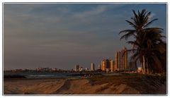 Blick auf Cartagena...