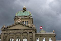Blick auf das Bundeshaus