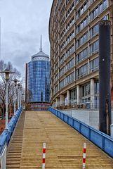 Blick auf das Hanseatic Trade Center