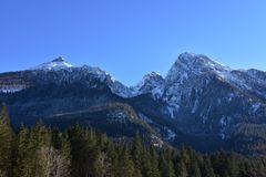 Blick auf das Hochkaltergebirge