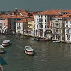 Blick auf den Canal Grande