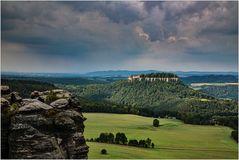 Blick auf den Königstein