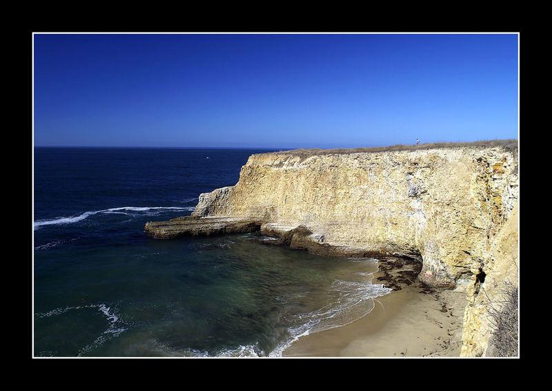 Blick auf den Pazifik zwischen Monterey und Los Angeles