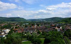 Blick auf den Rhein...