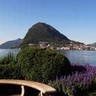 Blick auf den San Salvatore