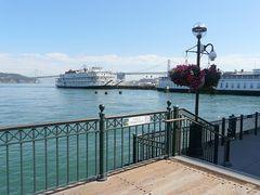 Blick auf die Bay Bridge
