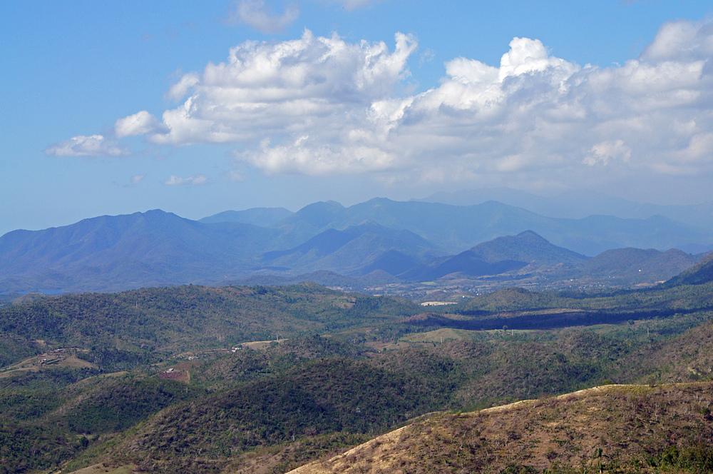 ..Blick auf die Berge 2..