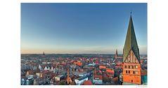 - Blick auf die Hansestadt Lüneburg -
