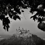 Blick auf die Hohenzollern