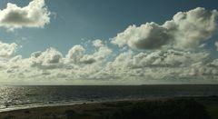 ...Blick auf die Insel Rømø / DK
