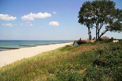 Blick auf die Ostsee (Ahrenshoop)