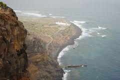 Blick auf die Punta Llana mit Kirche und Bootsteg - Punta Llana (2)