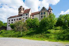 Blick auf die Ronneburg 2021