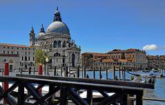 Blick auf die Santa Maria della Salute