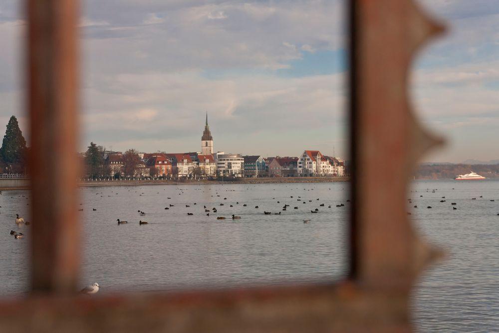 Blick auf Friedrichshafen mal anders