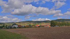 Blick auf Helmershausen (vista a Helmershausen)