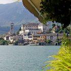 Blick auf Isola San Giulio