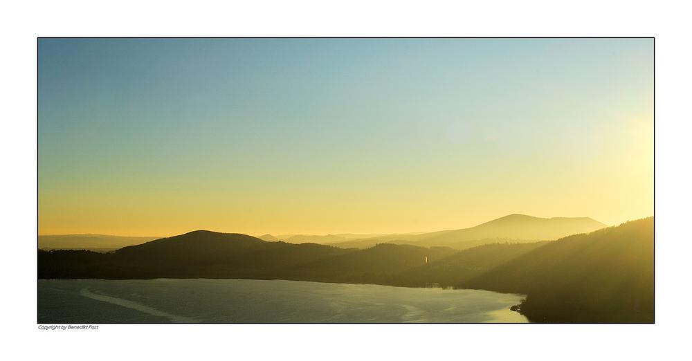 Blick auf Lacher-See