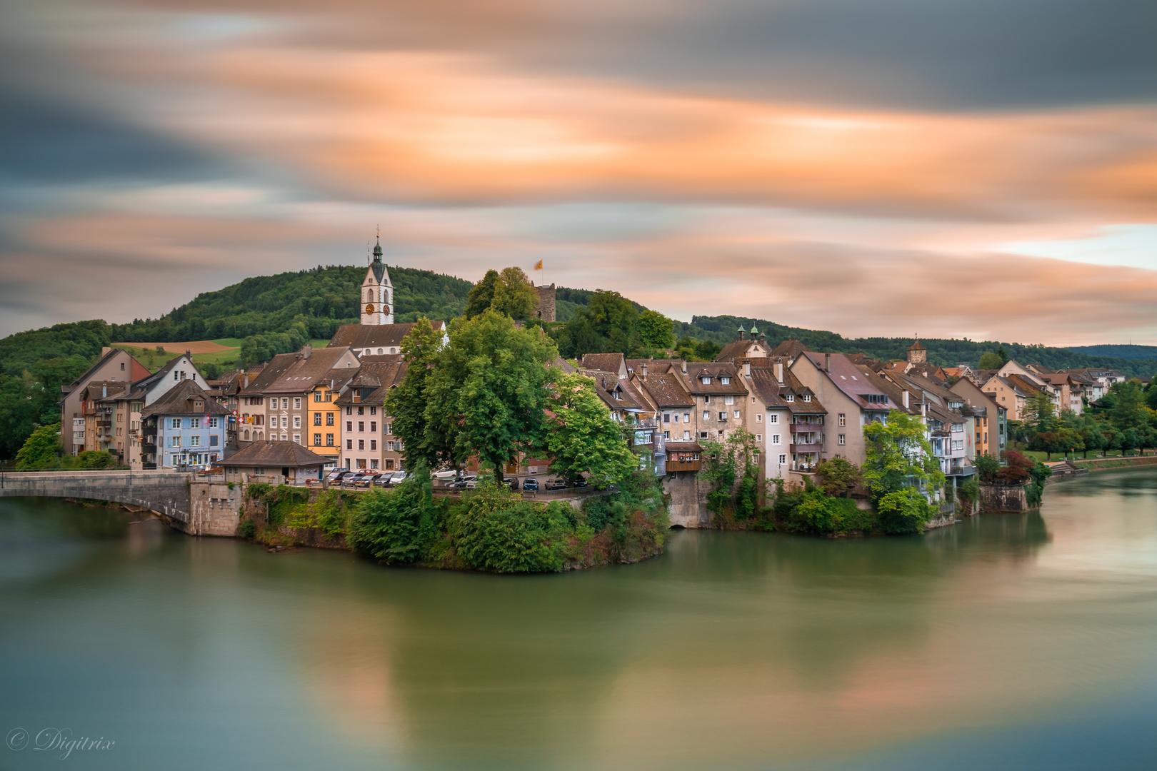 Blick auf Laufenburg CH Foto & Bild | europe, schweiz