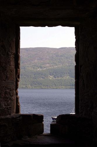 Blick auf Loch Ness